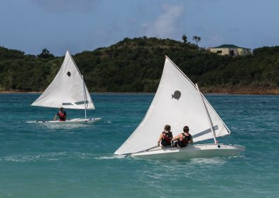 Sunfish Sailing 2