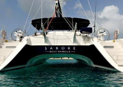 Catamaran Sabore  1