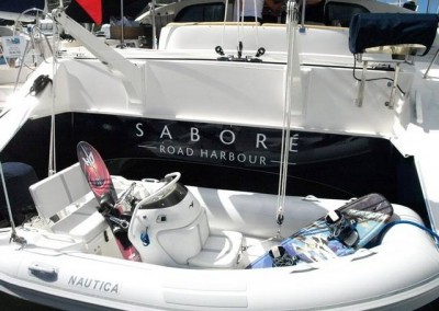 Catamaran Sabore 12