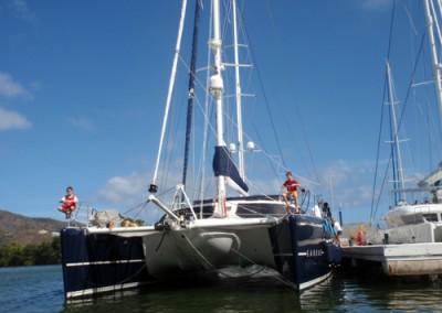 Catamaran Sabore 13