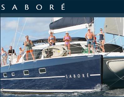 Catamaran Sabore  6