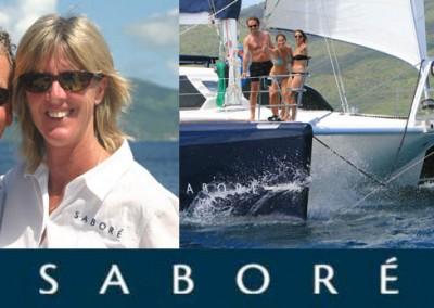 Catamaran Sabore 8