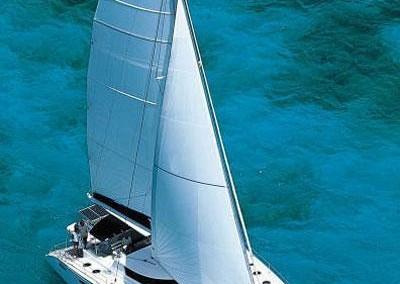 caribbean charter yacht pas de deux 5
