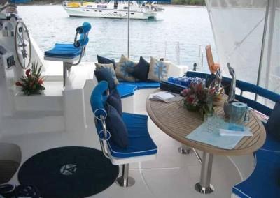 caribbean charter yacht pas de deux 6