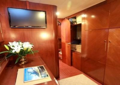 caribbean charter yacht pas de deux 9