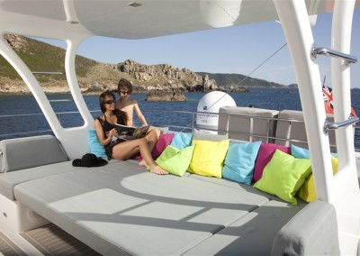 Catamaran Maverick 7