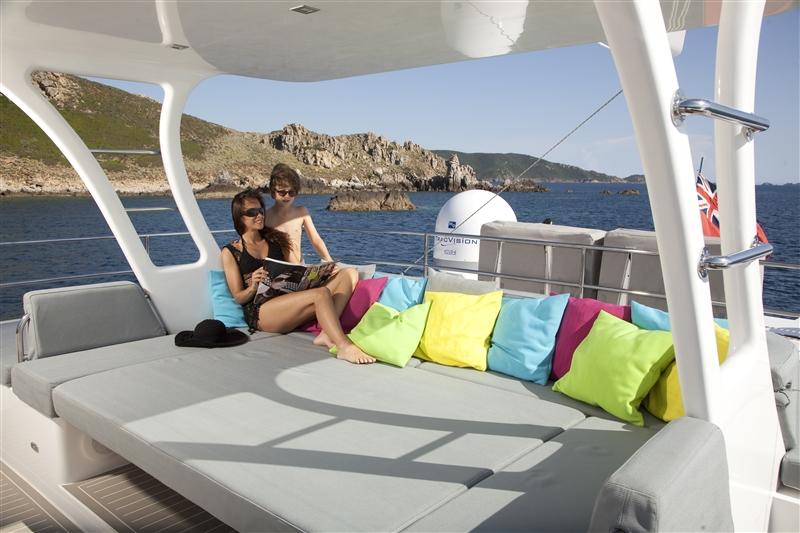 Maverick - Luxury Yacht Charters in the Caribbean
