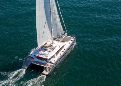 Catamaran Windquest 1