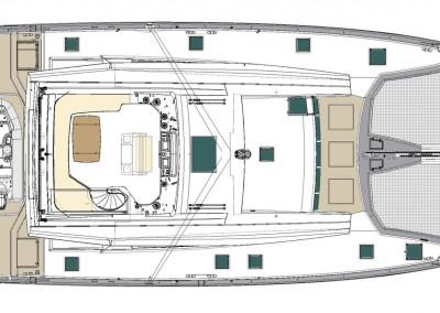 Catamaran Windquest 11