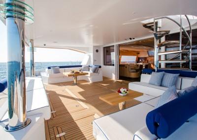 Catamaran Windquest 12