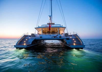 Catamaran Windquest 16