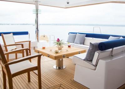 Catamaran Windquest 21
