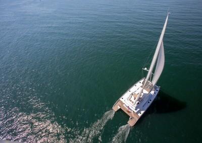 Catamaran Windquest 22