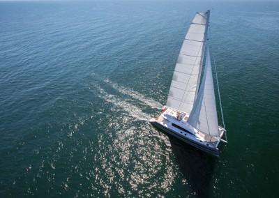 Catamaran Windquest 23