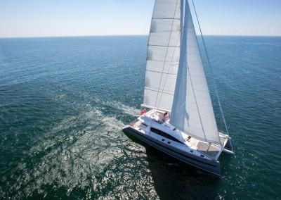 Catamaran Windquest 24