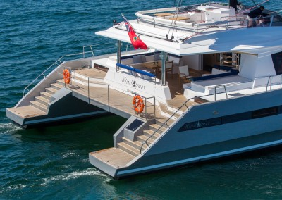 Catamaran Windquest 25