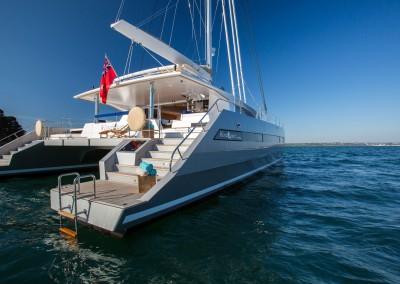 Catamaran Windquest 27