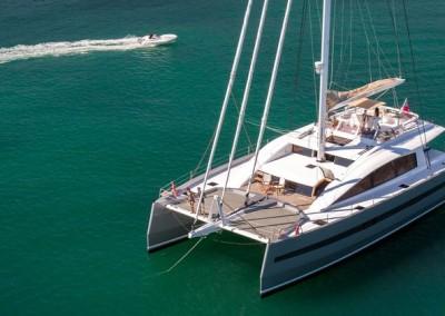 Catamaran Windquest 3