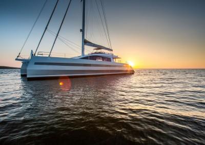 Catamaran Windquest 32