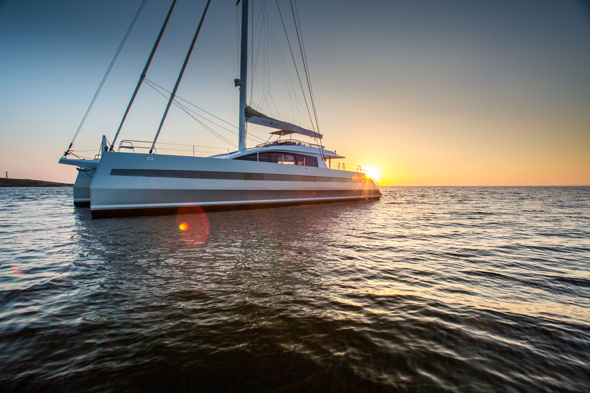 Windquest - Luxury Yacht Charters in the Caribbean