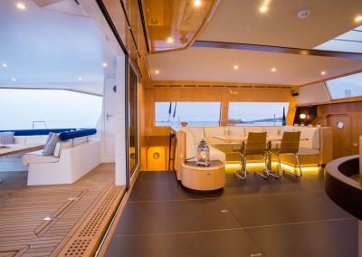 Catamaran Windquest 33