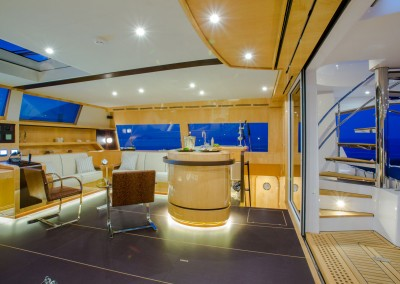 Catamaran Windquest 36