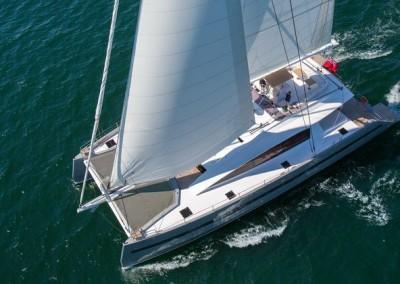 Catamaran Windquest 4