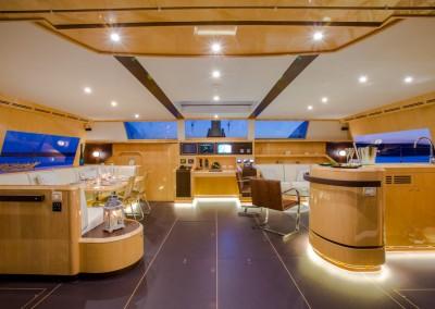 Catamaran Windquest 5