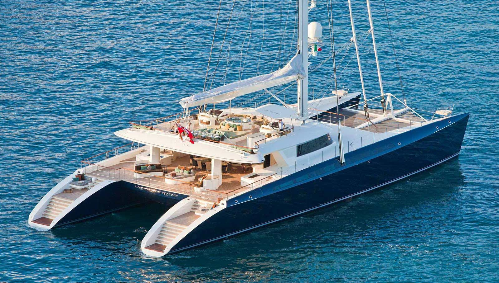 Hemisphere - Luxury Yacht Charters in the Caribbean