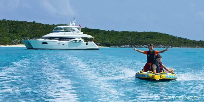 Caribbean Yacht Charter Aboard La Manguita