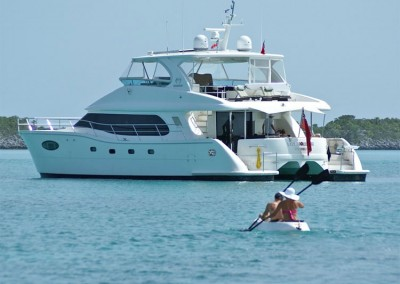 La Manguita - Luxury Yacht Charters in the Caribbean 2