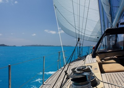Luxury Yacht Charter aboard Pacific Wave 1