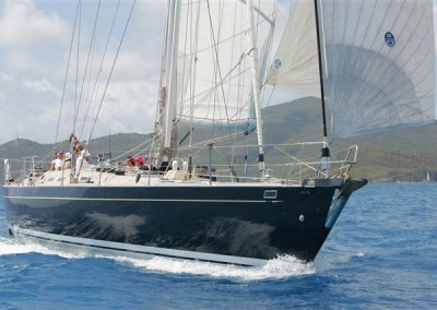 Pacific Wave – 72 ft