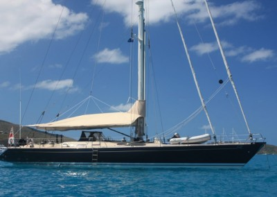 Luxury Yacht Charter aboard Pacific Wave 19