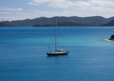 Luxury Yacht Charter aboard Pacific Wave 2