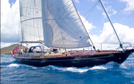 Luxury Yacht Charter aboard Pacific Wave 20
