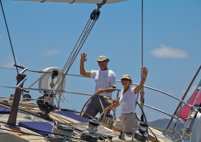 Luxury Yacht Charter aboard Pacific Wave 3
