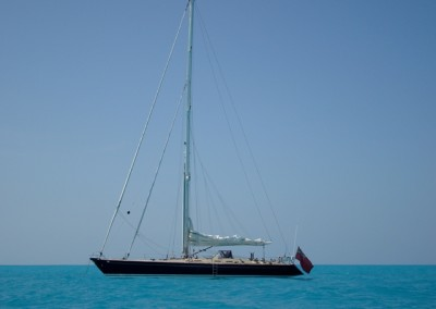 Luxury Yacht Charter aboard Pacific Wave 7