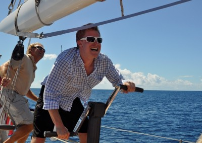 Luxury Yacht Charter aboard Pacific Wave 8