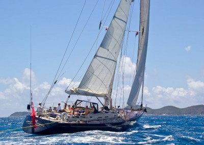 Luxury Yacht Charter aboard Pacific Wave banner