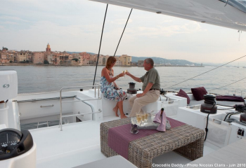 "Fantastic Sailing Vacation aboard ""SY Crocodile Daddy"""