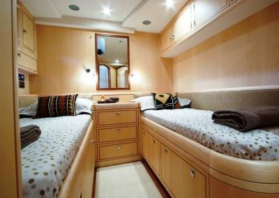 Luxury Yacht Charters aboard SY Ravenous 4