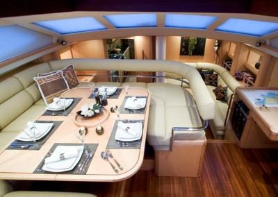 Luxury Yacht Charters aboard SY Ravenous 5
