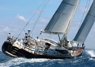 Luxury Yacht Charters aboard SY Ravenous 7
