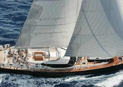 Luxury Yacht Charters aboard SY Ravenous 8