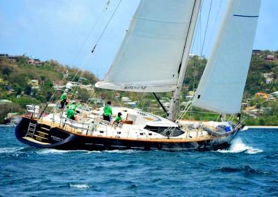 Luxury Yacht Charters aboard SY Ravenous 9