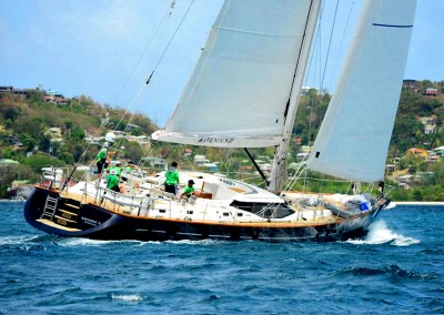Luxury Yacht Charters aboard SY Ravenous banner