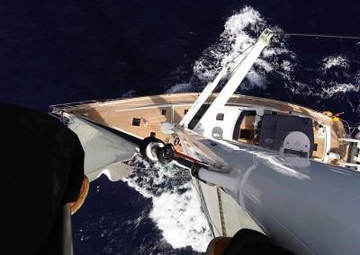 Luxury Yacht Charters aboard Tilly Mint 13