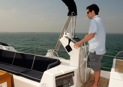 Luxury Yacht Charters aboard Tilly Mint 14