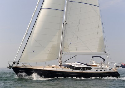 Luxury Yacht Charters aboard Tilly Mint 16